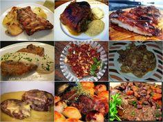 Nueve Recetas de Carne de Cerdo