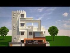 Indian Staircase Tower Designs Elevation In 2019 Pinterest