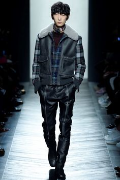 Bottega Veneta Fall 2016 Menswear Fashion Show