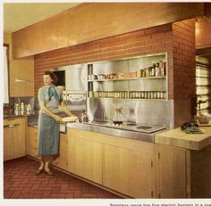 awesome kitchen from 1958