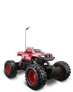 Maisto R/C Rock Crawler (Colors May Vary) - http://www.toyrange.com/toys-games/electronics-for-kids/maisto-rc-rock-crawler-colors-may-vary-com/