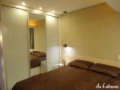 Apartamento de um jovem casal! | AnInteriores