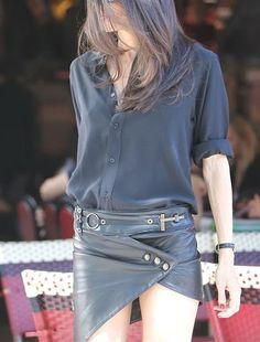 Paris Haute Couture - Luglio 2015 - Shades of black