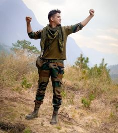 Indian Army, Fuji, Hipster, Youtube, Style, Fashion, Swag, Moda, Hipsters