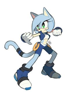 Dana the Cat Sonic Unleashed Sonic The Hedgehog, Hedgehog Art, Silver The Hedgehog, Shadow The Hedgehog, Game Character Design, Character Concept, Character Art, Sonic Underground, Sonic Unleashed