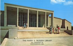 The Harry Truman Library, Independence