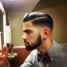 .@inthecut305 | miami barber haircut pomp pompadour inthecut barbershop salon rockabile | Webstagram - the best Instagram viewer