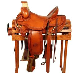 Billy Cook Arbuckle Rancher Saddles |Trail Saddles