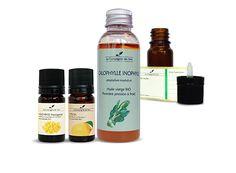 Atténuer les varices avec les huiles essentielles