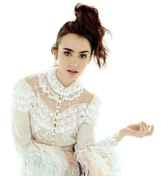 """342 Likes, 5 Comments - Lily  (@lilysjcollins) on Instagram: """"Queen {@lilyjcollins #lilyjcollins #lilyians #lilycollins #themortalinstruments #cityofbones…"""""""