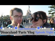 Our last episode at Disneyland Paris. Yes today we say goodbye to Disneyland Paris and the anniversary celebrations. But first of all we say hello to th. Disneyland Paris, 25th Anniversary, Say Hello, Celebrities, Day, Youtube, Celebs, 25 Year Anniversary, Foreign Celebrities