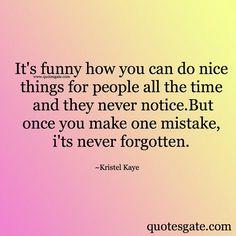 It's sad, but so very TRUE