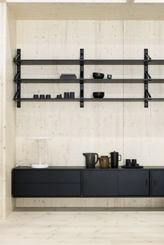 Tapio Anttila Collection - Ideat Jaba, Track Lighting, Shelving, Objects, Ceiling Lights, Studio, Home Decor, Shelves, Decoration Home