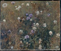 "windypoplarsroom:Jacobus van Looy ""Clover"""