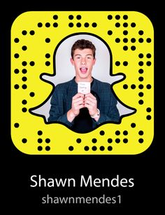 Shawn Mendes Snapchat, Shawn Mendes Merch, Shawn Mendes Tour, Shawn Mendes Concert, Shawn Mendes Cute, Shawn Mendes Imagines, Snapchat Usernames, Snapchat Codes, Snapchat Account