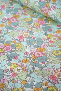 Liberty Art Fabric Boxford A Tana Lawn  1 by startstitching1045, $35.00