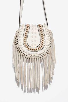 Aimee Kestenberg Genny Leather Crossbody Bag | Shop Accessories at Nasty Gal!