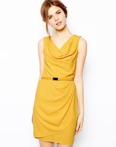 Oasis Crepe Dress