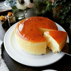 初夏ですね❤と、やっと出来たよ大成功❤表面割れなしスフレチーズケーキ♪ | しゃなママオフィシャルブログ「しゃなママとだんご3兄弟の甘いもの日記」Powered by Ameba