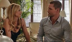 """Justin Bruening and Sarah Michelle Gellar on The CW """"Ringer"""" from Sept.2011 to April 2012."""