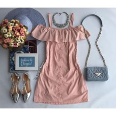 Vestido Daniela Rose R$159,90 Compras on line: www.estacaodamodastore.com.br 📱Whats app: (45)9820-6662 - Gabryella #VAREJO 📱Whats app: (45) 9822-5020 - Mara #ATACADO ☎️SAC: (45)3541-2940 ou 3541-2195 📬E-mail: vendas@estacaodamodastore.com.br Facebook: Estação Store  Pagamento: 💳Cartão de Crédito - parcelado em até 6x sem juros 💰Depósito Bancário (Bancos Itaú, Banco do Brasil, Sicredi e Bradesco) 📄Boleto Bancário 💻Pag Seguro Uol  Compras na loja física: 📍Endereço: Av. Primeiro de…