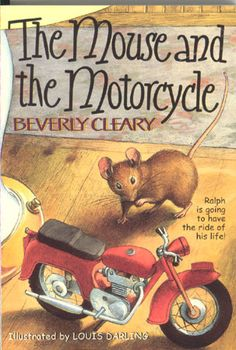 In Lieu of Preschool: Chapter Books for Preschoolers: The Mouse & The Motorcycle