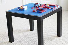 DIY Lego tabulka