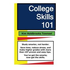 By providing a variety of study tips and strategies, this book will help teens succeed academically by preparing them for college. These study tips will help teens not feel so overwhelmed by their new college schedule. Teens who value lifelong learning and academic success will appreciate this book because it will help prepare them for a school situation that is drastically different than high school. #collegeacademics #collegepreparation #collegestudyskills