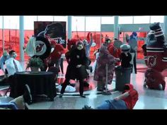 I know the Harlem Shake fad died a few months ago, but the Devils still make it awesome. <3