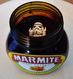 Marmite strikes back!