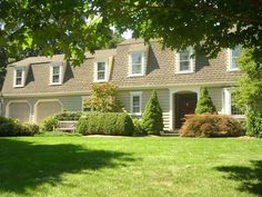 Certainteed Natural Clay With White Windows Amp Trim Home Design Pinterest Natural Window
