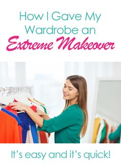 Is your wardrobe in desperate need of help? Then you need to see this!
