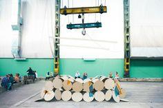 Abstract machine @ Henk in de Fabriek (2013)