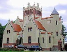 Zamek von Treskov - Strykowo