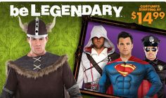 Mens Costumes - Mens Halloween Costumes - Party City