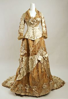 Wedding Dress, 1880