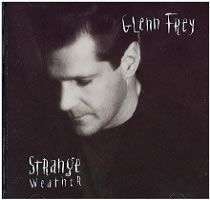 For Sale - Glenn Frey Strange Weather UK Promo  2 CD album set (Double CD) - See this and 250,000 other rare & vintage vinyl records, singles, LPs & CDs at http://eil.com