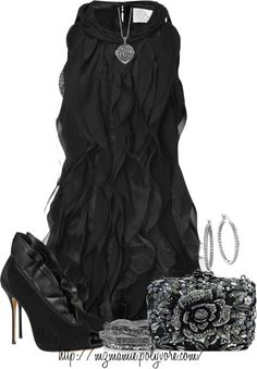 """Untitled #705"" by mzmamie on Polyvore"