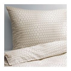 IKEA - NATTLJUS, Funda nórd y 2 fundas almohada, 240x220/50x60 cm,