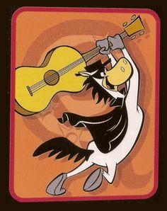 Hanna Barbera World: ENG - Quick Draw McGraw