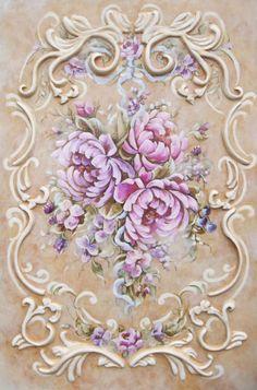 Gallery.ru / Фото #78 - Рисуем цветы-2 - Vladikana