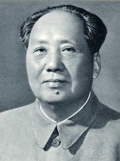 Mao Tse-Tung, Líder de la Revolución China, Padre del Maoismo.