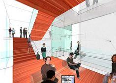 Creative Arts Center / Diller Scofidio + Renfro