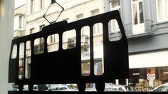 One of the best burger joints: Les Super Filles Du Tram, Brussels   smarksthespots.com