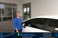 https://flic.kr/p/ASW3up   #HappyBirthday to SERENA from Dawn Lock at Honda Cars of Rockwall!   deliverymaxx.com/DealerReviews.aspx?DealerCode=VSDF