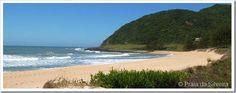Praia da Silveira / Garopaba