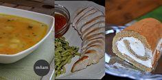 Tip na nedeľný obed  | Zeleninová polievka a Šťavnaté kuracie prsia