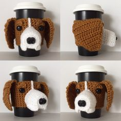 I just finished writing the crochet pattern for the Beagle. Time to get it tested and released!