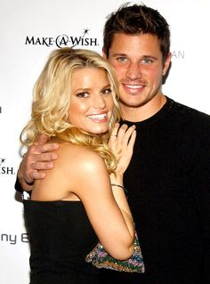 Nick Lachey and Jessica Simpson Love compilation @ www.wikilove.com