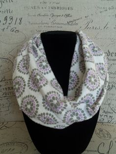 Infinity ScarfLight Weight Circle Scarf by YouniquelyElegant, $15.00